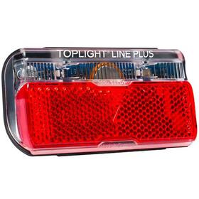 Busch + Müller Toplight Line plus Cykellygter til 50 mm hulafstand